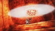 Arte Sábia Rasenshuriken de Liberação de Lava (Anime)