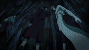 """Kabuto bajo el """"bucle"""" del Izanami"""