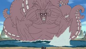 Killer B transformado en Gyūki
