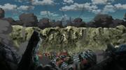 Konoha destruida en su totalidad por Kawaki