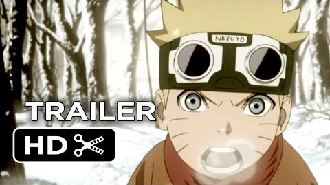 The Last Naruto the Movie Official US Release Trailer (2015) - Anime Action Adventure HD-0