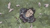 Alma de Tatewaki se libertando
