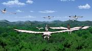 Divisão de Ataque Surpresa (Pássaros de Tinta)