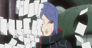 Jutsu Clon de Papel Anime