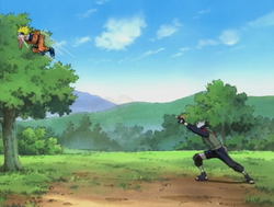 Naruto episodio 4