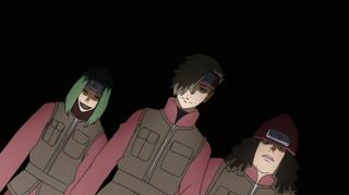 Genbu Shinobi Trio   Narutopedia   FANDOM powered by Wikia