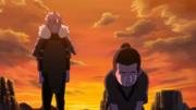 Kosuke chora pela morte dos amigos