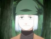 Mizuki quando criança