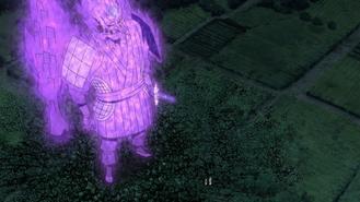 Susanoo Perfeito (Indra - Anime)