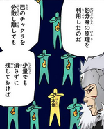 Tobirama explica el Jutsu Clon de Sombra