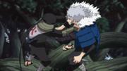 Tobirama vs Terzo Hokage