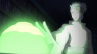 Transferência de Chakra (Urashiki - Anime)