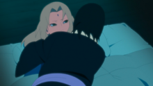 Tsunade out of coma