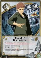 Carta Naruto Storm 3 Cuarto Kazekage