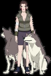Inuzuka Hana és társai