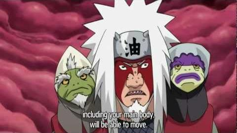 Jiraiya vs. Pain Full Fight (English Sub)