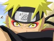 Naruto Uzumaki (Sennin Modo)