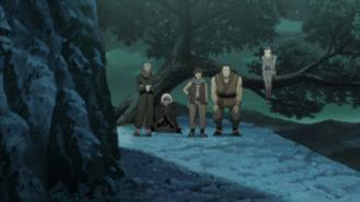 Orochimaru's Hideout Discovered