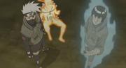 Kakashi y Guy Aparecen