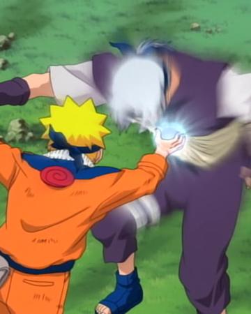 Attack Fury Of The Rasengan Narutopedia Fandom