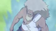 Pancerz Błyskawicy Trzeciego Raikage Anime
