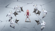 Sakura Held Hostage