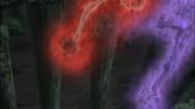Susanoo vs Susanoo, Sasuke e Itachi se reencuentran