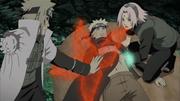 Zetsu roubando a metade Yin
