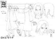 Arte Pierrot - Itachi