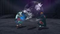 Arte Sábia - Chamada do Sapo (Fukasaku - Game)