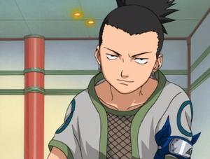 Jeune Shikamaru Nara