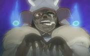 Noroimusha visto pelo Naruto
