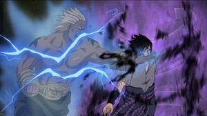 Rayo de Opresión Horizontal Anime