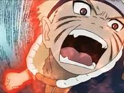A fúria de Naruto