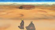 Deidara e Sasori descobrem o paradeiro de Orochimaru