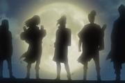 Sasuke w czwórce dźwieku