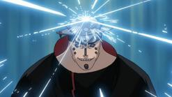 Asura path laser jutsu