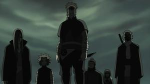 Disloyal Guardian Ninja