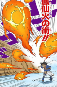 Fênix Sábia de Sasuke (Mangá)