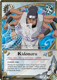 Kidomaru FotS