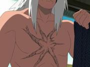 Cicatriz de Jiraiya