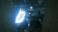 Corte da Kunai da Lâmina Relâmpago (Anime)