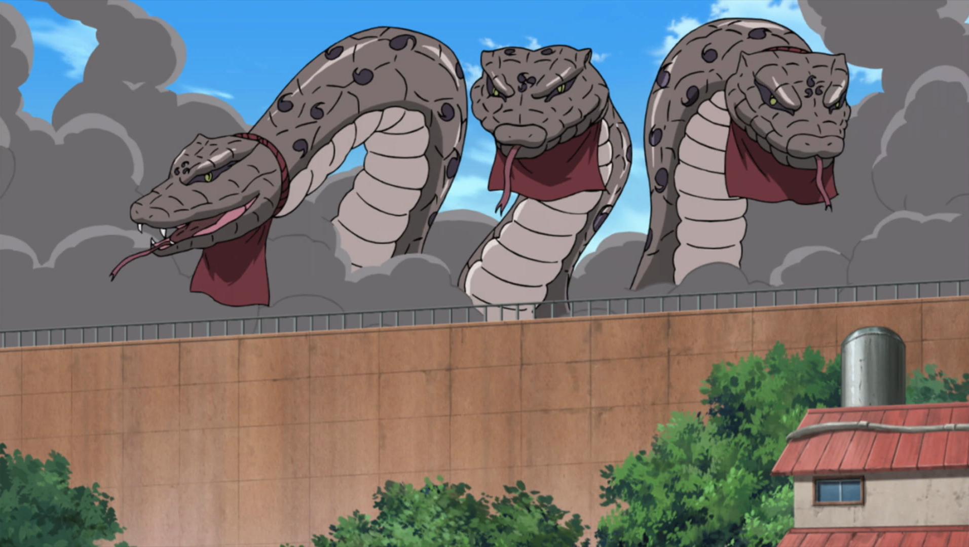 Invasion of Konoha