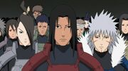 Membres clan Senju