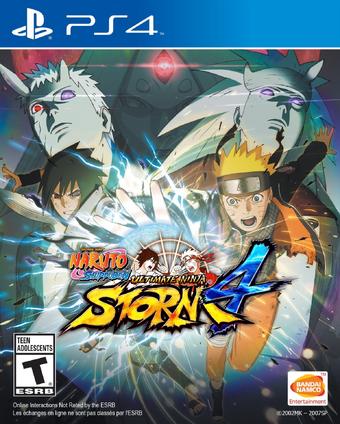 Naruto Shippuden Ultimate Ninja Storm 4 Narutopedia Fandom