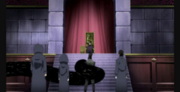 Shikamaru llevado ante Gengo