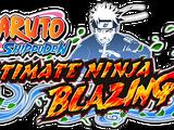 Naruto Shippūden: Ultimate Ninja Blazing