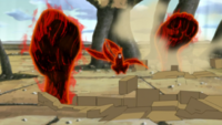 Braços de Chakra (Kurama - Anime)