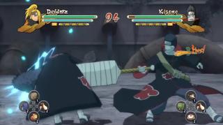 Brute Force Kisame