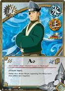 Carta Naruto Storm 3 Ao